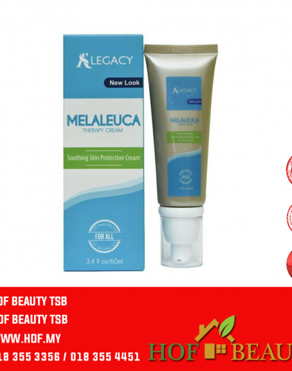 As Legacy Melaleuca